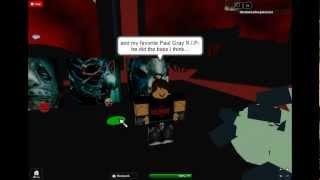Slipknot auf ROBLOX Part.1