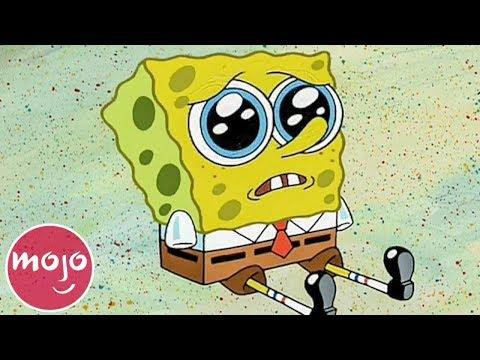 Top 10 Saddest SpongeBob SquarePants Moments