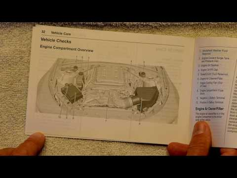 ZL1 High Performance Owners Manual (2017)