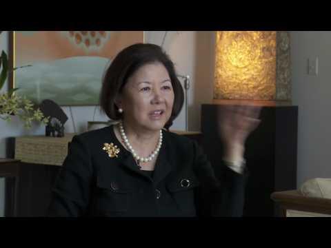 Irene Hirano Inouye talks about Senator Inouye