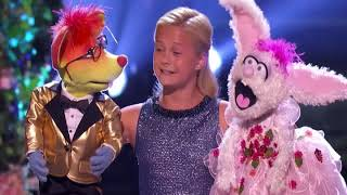 'America's Got Talent' winner Darci Lynne Farmer joins Pentatonix for holiday performance 😍 Hot news