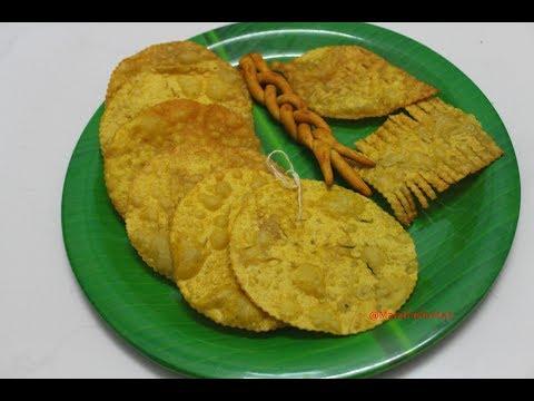 पारंपरिक गव्हाच्या कडकण्या   Kadakanya   Navaratri Special Recipe  #NavaratriSpecialRecipe