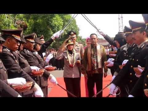 Welcome & Farewell Kapolres Metro Polda Lampung Mp3