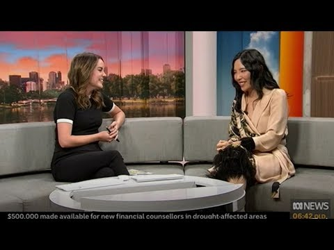 Dami Im - Interview and Dreamer Performance - ABC News Mp3