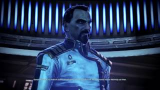 Mass Effect 3 Omega DLC - Invasion // Spacebattle Cutscene