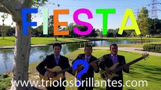 Romantic Trio in Los Angeles $50 off - CREI Trio Los Brillantes USA