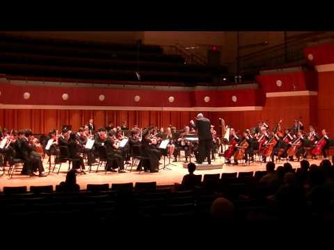 Athens Youth Symphony (5-1-2016) - Part 1