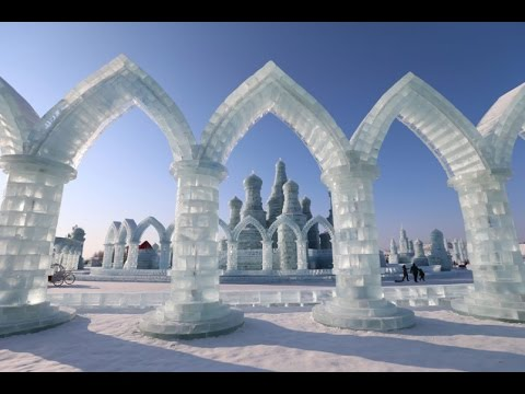 Harbin Ice Festival 2016 Part 2 Youtube