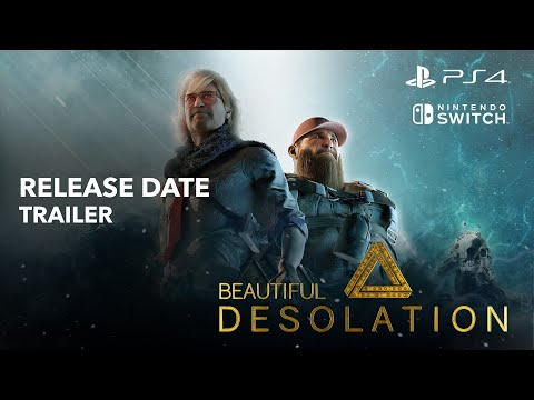 Twisted Africa Awaits | BEAUTIFUL DESOLATION console release date