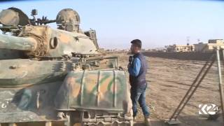 Iraqi forces confiscate IS