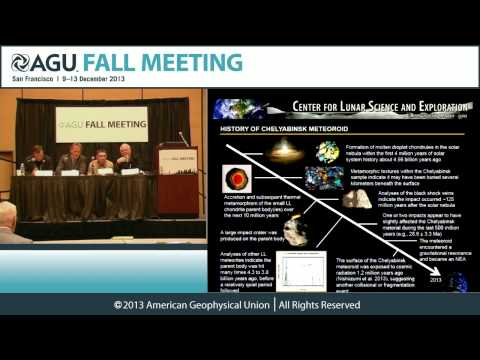 FM13 Lessons From the Chelyabinsk Airburst PressConference