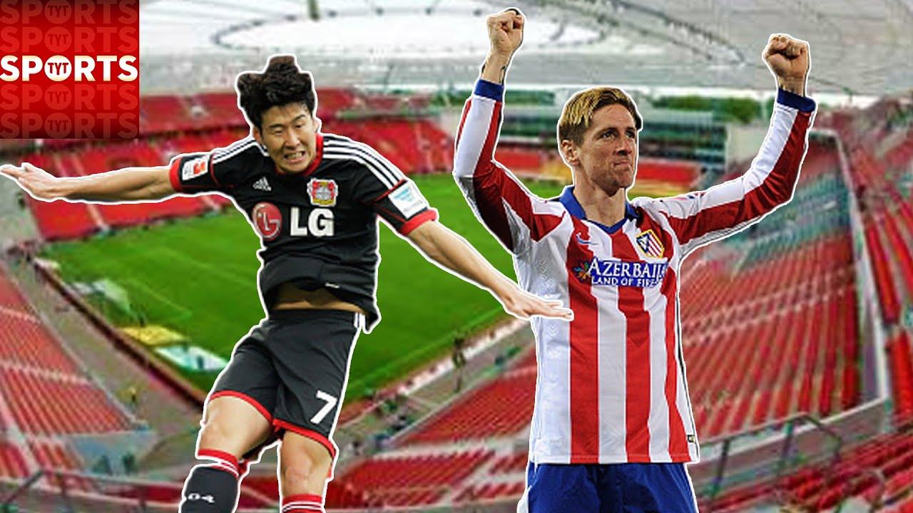 Bayer Leverkusen Vs Atletico Madrid Will Leverkusen Cause Upset Youtube
