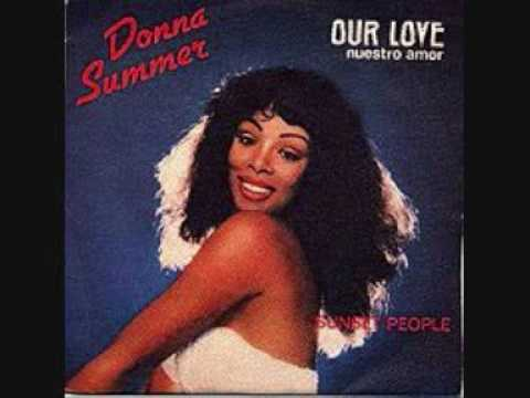 Donna Summer  Our Love