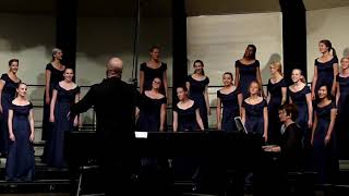 Music down in my soul - CCHS Girls 21 2015-10-01