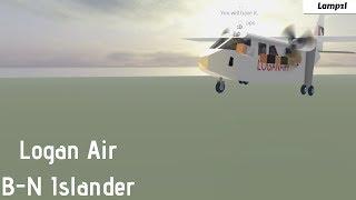 ROBLOX | Logan Air B-N Islander