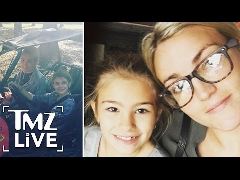 Jamie Lynn Spears' Daughter Seriously Hurt In ATV Accident | TMZ Live