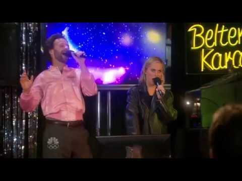 Parks and Recreation: Leslie & Jamm Sing 'Summer Nights'