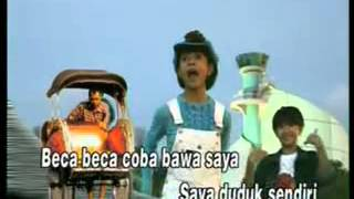 Download Video Lagu Hai Becak (Dhea Ananda) MP3 3GP MP4