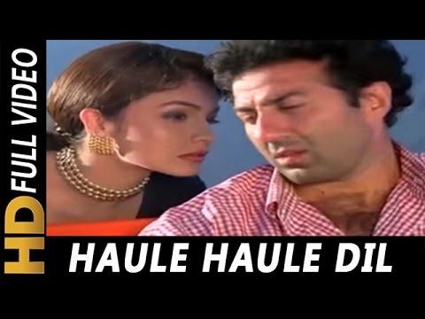 Download Haule Haule Dil Dole   Udit Narayan, Alka Yagnik   Angrakshak 1995 Songs   Sunny Deol, Pooja Bhatt