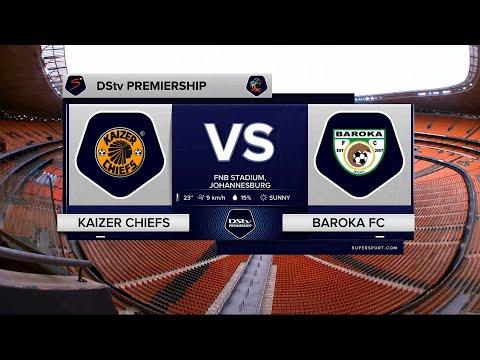 Download DStv Premiership   Kaizer Chiefs v Baroka FC   Highlights