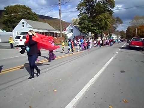 Sugar Valley Rural Charter School Halloween Parade