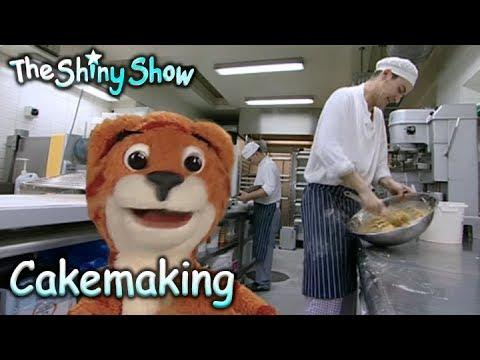 The Shiny Show | Cakemaking | S2E28