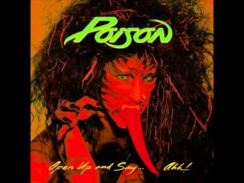 Poison - Your Mama Don't Dance [LYRICS+MP3 DOWNLOAD]