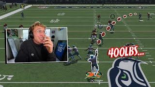The 400lb QB That Changed Madden Online...