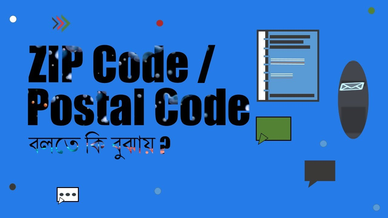 Postal code - what it is and what it is eaten with 49