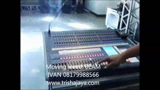 Demo Stage Lighting Trishajaya Elektrindo