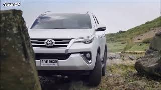 2018 Toyota Fortuner  - Born to be a KING SUV