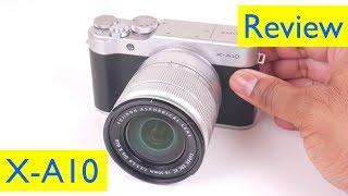 Fujifilm XA10 Review and HD Video Test