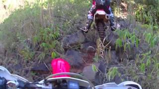 Rio do túnel - Trilha de moto - Botucatu