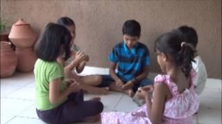 Indian Games - Raja Mantri Chor Sipahi