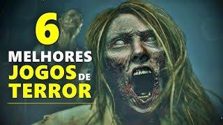 6 JOGOS DE TERROR MAIS ESPERADOS DE 2018/2019  - XONE/PS4/PC