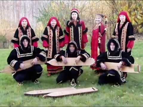 Kurenya | Bear dance | Mansi folk song | Mansi people | Siberia