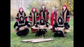 Kurenya - Bear dance - Mansi folk song - Mansi people