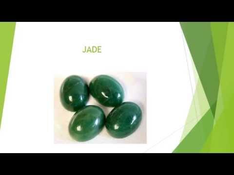 Significado de la piedra jade o piedra del comerciante for Significado de las piedras