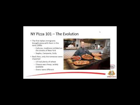 PMQ Webinars - Bringing Italian Back to Pizza in America