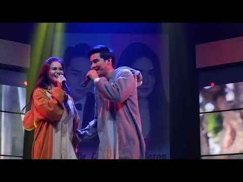 McLisse performs If We Fall in Love in Tom and Jerry costumes