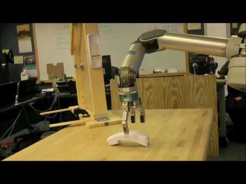 Autonomous robotic manipulation