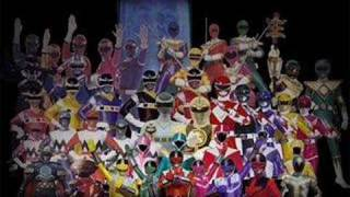 mighty morphin power rangers theme full version