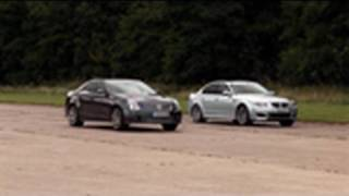 The All New CTS V Supersaloon Videos