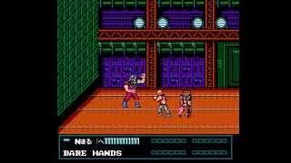 Double Dragon III  The Rosetta Stone - Super Skill Edition (NES Hack)