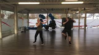 Zumba (Christmas) Choreography:  Lindsey Stirling  - Dance of the Sugar Plum Fairy