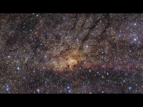 Spectacular survey of Milky Way center reveals history of star birth