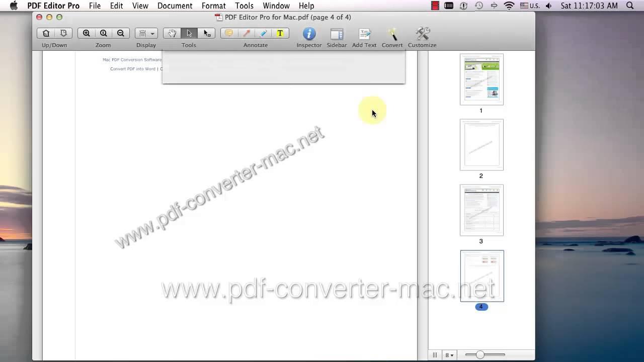 Pdf Edit For Mac