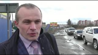 Санкт-Петербург,  дороги требующие немедленного ремонта