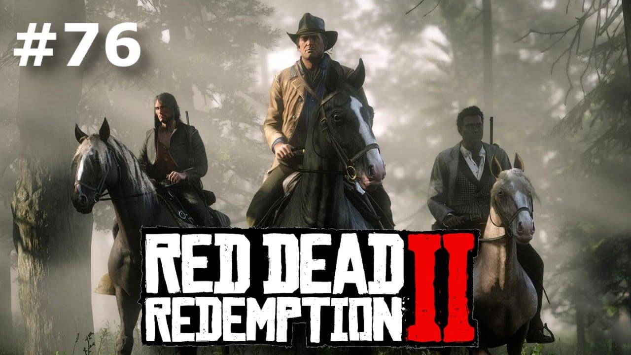 Zagrajmy w Red dead redemption 2 - Marko Dragic #76