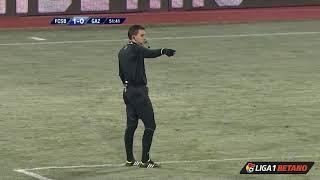 FCSB - Gaz Metan Mediaș 2-1 (Liga 1 Betano, etapa 17)